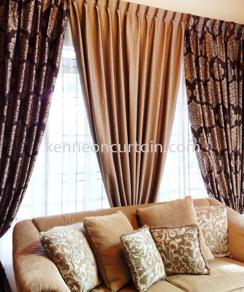 Day and Night Day and Night Curtain Design  Johor Bahru (JB), Malaysia, Taman Molek Supplier, Installation, Supply, Supplies | Ken-Neon Screen Decor