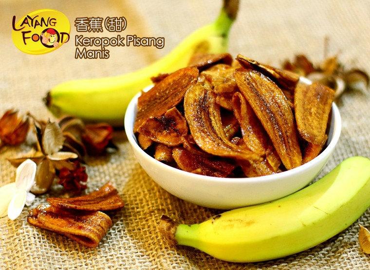 Honey Banana Chips Ογ½Ά (Μπ) Banana Johor, Layang-Layang, Malaysia Supply, Supplier, Supplies | Layang Food Sdn Bhd