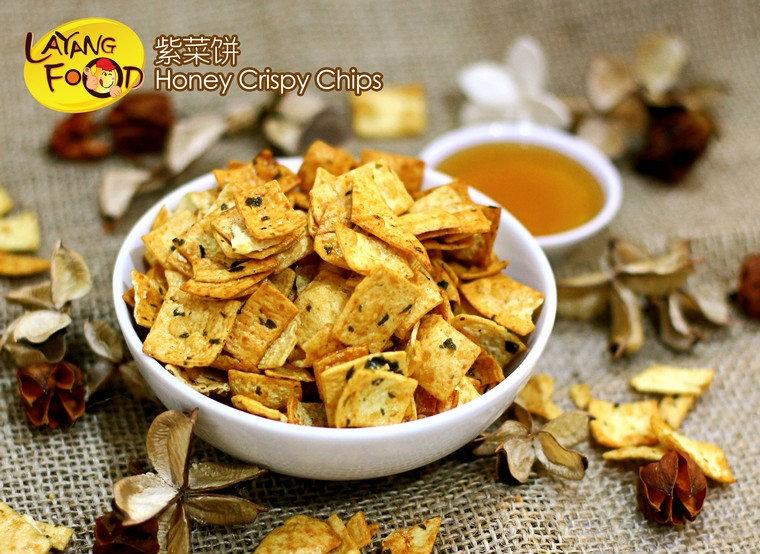 Honey Crispy Chips во╡к╠Щ Others Johor, Layang-Layang, Malaysia Supply, Supplier, Supplies | Layang Food Sdn Bhd