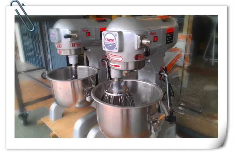Orimas Universal Flour Mixer 20H/ Pengadun Tepung 20H 20L Bakery Equipment-Mixer (Commercial) Johor Bahru JB Malaysia Supply, Supplier, Supplies | Xuan Huat Food Equipment Sdn Bhd