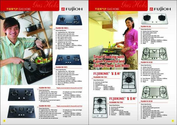 FujiHome/FujiOh Stove Production Series Stove Fujihome Product  Johor Bahru JB Malaysia Supply, Supplier, Supplies | Xuan Huat Food Equipment Sdn Bhd