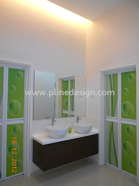 Toilet Design Herbalife Project One Stop Interior Design Project JB Johor Bahru Design & Renovation | P LINE CONSTRUCTION SDN BHD