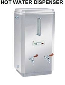 Hot water dispenser/water heat auto refill / pemanas air auto isi semula Auto Refill Kiosk Equipments Johor Bahru JB Malaysia Supply, Supplier, Supplies   Xuan Huat Food Equipment Sdn Bhd