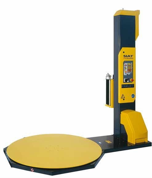 SIAT SW2  Turntable Pallet Stretch Wrapping Machine SIAT  Johor Bahru JB Malaysia Supply, Supplies, Suppliers | DLIS INDUSTRIAL SUPPLIES SDN BHD