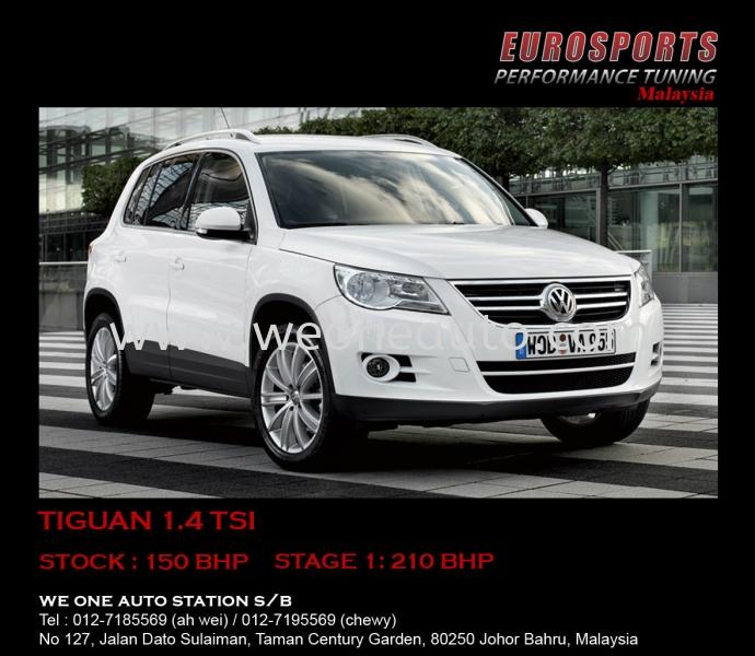 TIGUAN 1.4 TSI Tuning  Johor Bahru (JB), Johor, Malaysia Supplier, Suppliers, Supply, Supplies   We One Auto Station Sdn Bhd