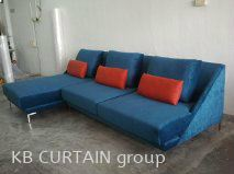 sofa Custom Made Sofa Johor Bahru (JB), Skudai, Singapore Design, Supplier, Renovation | KB Curtain & Interior Decoration