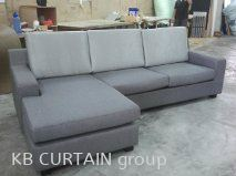 sofa Custom Made Sofa Johor Bahru (JB), Malaysia, Singapore, Mount Austin, Skudai, Kulai Design, Supplier, Renovation   KB Curtain & Interior Decoration