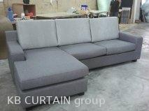 sofa Custom Made Sofa Johor Bahru (JB), Skudai, Singapore Design, Supplier, Renovation | KB Curtain & Interior Decoration