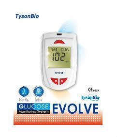 Tyson Bio Evolve BG starter kit  Blood Glucose Monitor Personal Care  Petaling Jaya, PJ, Selangor, Malaysia Supply, Supplier, Suppliers | Ritz Medical Sdn Bhd