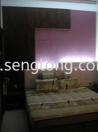 Bed Bed Chuan Yi Curtain and Design / Chuan Yi Interior Design Sdn Bhd Johor, JB, Ulu Tiram  | Seng Long Trading Sdn Bhd