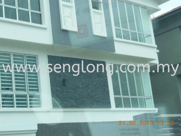 屋身 body of building G Heng Construction / G Heng Renovation Sdn Bhd Johor, JB, Ulu Tiram  | Seng Long Trading Sdn Bhd