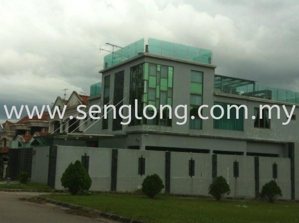 屋身 body of building G Heng Construction / G Heng Renovation Sdn Bhd Johor, JB, Ulu Tiram    Seng Long Trading Sdn Bhd