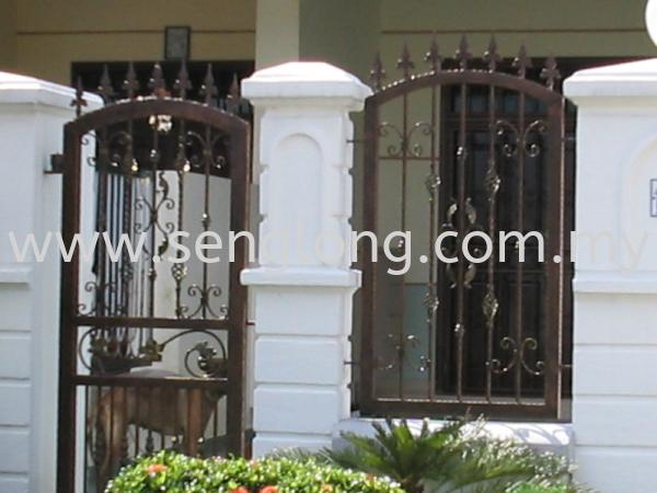 Fence Door Fence Door Yong Yek Trading / Yong Yek Engineering Sdn Bhd Johor, JB, Ulu Tiram  | Seng Long Trading Sdn Bhd