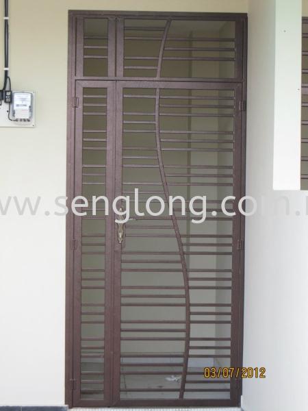 Small Door Small Door Yong Yek Trading / Yong Yek Engineering Sdn Bhd Johor, JB, Ulu Tiram    Seng Long Trading Sdn Bhd