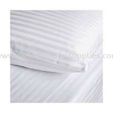 Satin Stripe 1cm Pillow Case Johor Bahru (JB), Malaysia Supplier, Suppliers, Supply, Supplies | Swantex Hotel Supplies