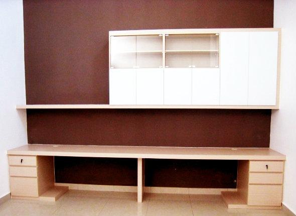 Study Room Design Interior Design Johor Bahru (JB), Malaysia, Selangor, Kuala Lumpur (KL), Gelang Patah, Kajang Design | Classy Project Management Sdn Bhd