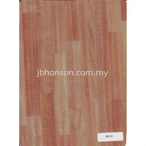 268-14 Wangsaga PVC Flooring (Tikar Getah) Johor Bahru JB Malaysia Supply & Sales | JB Hanson