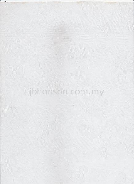 PEARLIZED WHITE 54 inches Pearlized Colour Sheet PVC Table Sheet (Alas Meja) Johor Bahru JB Malaysia Supply & Sales   JB Hanson