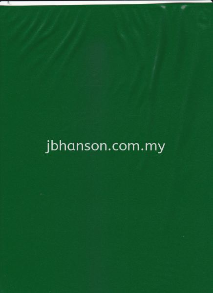 GLOSSY GREEN 54 inches Opaque Colour Sheet PVC Table Sheet (Alas Meja) Johor Bahru JB Malaysia Supply & Sales | JB Hanson