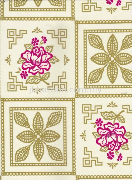 PVC Printed Hi Gloss A_0007 54 inches Printed Sheet PVC Table Sheet (Alas Meja) Johor Bahru JB Malaysia Supply & Sales | JB Hanson