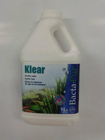 Klear bacteria Water Related/Medicine Johor Bahru (JB), Malaysia Supply Supplier Suppliers | Kohaku Koi House Sdn Bhd