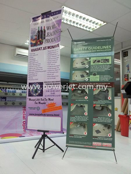 Bunting Wth Tripod 2 BANNER & BUNTING Puchong, Selangor, Malaysia Supply, Design, Installation | Power Jet Solution Sdn Bhd