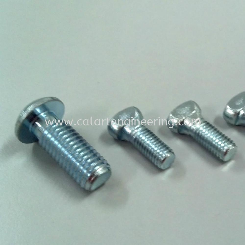 Button Head Screw & Hammer Head Screw