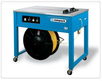 Joinpack ES-102 Semi-automatic Strapping Machine Semi-Auto Strapping Machine Joinpack Johor Bahru JB Malaysia Supply, Supplies, Suppliers   DLIS INDUSTRIAL SUPPLIES SDN BHD