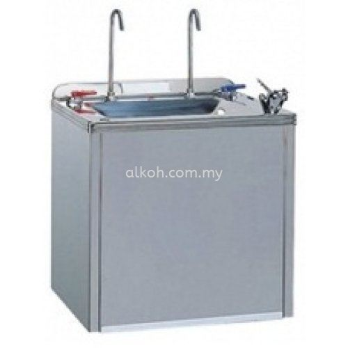 Alkoh Water Cooler Model A100 Hot/Cold 不锈钢冷饮机 饮水冷饮机   Supply, Suppliers, Supplies | Alkoh Marketing Sdn Bhd
