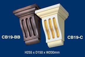 CB19-BB / CB19-C Corbels   Supplier, Wholesaler, Supply, Supplies | CF Trading Ceiling Board Sdn Bhd