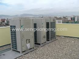 VRV III VRV III Daikin Air-Cond Johor Bahru JB Electrical Works, CCTV, Stainless Steel, Iron Works Supply Suppliers Installation  | Seng Xiang Electrical & Steel Sdn Bhd