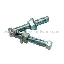Stainless Steel Bolts & Nust BOLTS & NUTS AND OTHERS FASTERNERS Johor Bahru (JB), Setia Indah, Taman Ekoperniagaan Supply Supplier Suppliers | Cheng Lee Hardware Supply Sdn Bhd