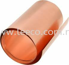 copper shim  copper material Special Material JB Johor Bahru Malaysia Hardware Supply Suppliers | Leeco Industrial Supply