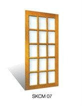 CM07 Wooden Door Malaysia Johor Bahru JB, Singapore Supplier, Installation | S & K Solid Wood Doors