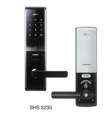 SHS 5230 Door Accessories Malaysia Johor Bahru JB, Singapore Supplier, Installation | S & K Solid Wood Doors