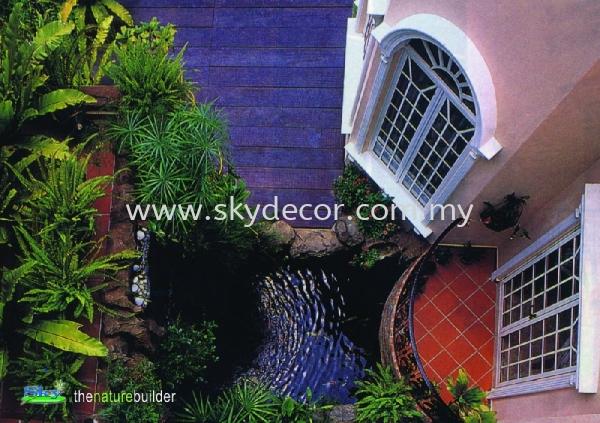 Landscaping Design Johor Bahru (JB), Kluang, KL, Kuala Lumpur Design, Supply, Supplier, Installation | Skydecor Design & Construction