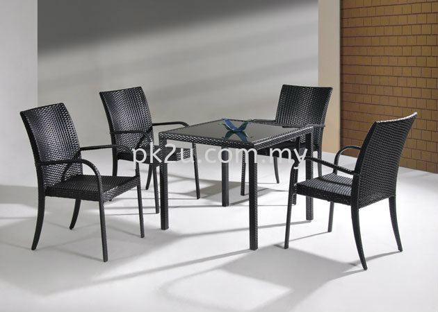 PK-BT625A-TABLE  PK-BC625A-CHAIR Out Door Set Cafe & Dining Furniture Johor Bahru, JB, Malaysia Manufacturer, Supplier, Supply   PK Furniture System Sdn Bhd