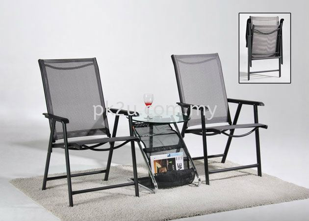 PK-948-TABLE  PK-604-CHAIR Out Door Set Cafe & Dining Furniture Johor Bahru, JB, Malaysia Manufacturer, Supplier, Supply | PK Furniture System Sdn Bhd