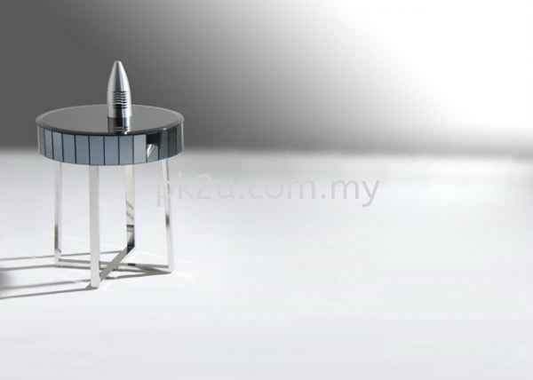 PK-073(R) Side Table Cafe & Dining Furniture Johor Bahru, JB, Malaysia Manufacturer, Supplier, Supply   PK Furniture System Sdn Bhd