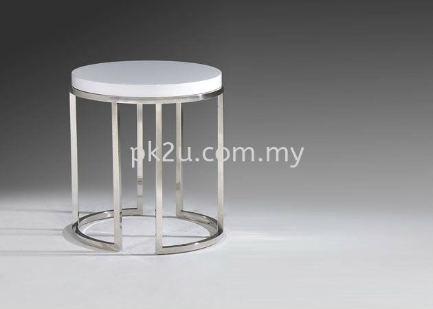 PK-ST-266 Side Table Cafe Furniture Johor Bahru, JB, Malaysia Manufacturer, Supplier, Supply | PK Furniture System Sdn Bhd