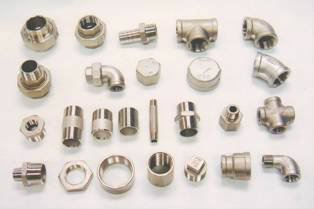 Stainless Steel Threaded Pipe Fitting Fittings Others Kuala Lumpur (KL), Selangor, Penang, Johor Bahru (JB), Malaysia, Singapore Suppliers, Supplier, Supply | Regaltech (M) Sdn Bhd