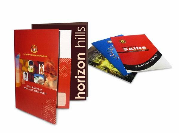 Folder Desing Folder Design Johor Bahru (JB), Malaysia, Singapore Printing, Design, Advertising   Economy Express Printing & Graphics Sdn Bhd
