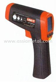 UT301A , UT301B , UT301C Infrared Thermometers Johor Bahru, JB, Malaysia Supply Supplier Suppliers | Assia Metal & Machinery Sdn Bhd