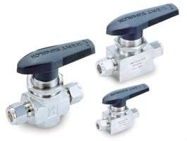 Ball Valve SBV120 Series SS316 Fittings Superlok- Instrumentation Fittings Indonesia, Jakarta. Alfa Laval, Superlok, Authorized Distributor | PT Instrumentasi Kreasindo Sentra
