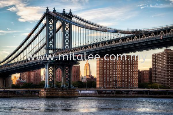 new york Mural Requested Wallpaper Customize Johor Bahru JB Malaysia Kuala Lumpur KL Supplier, Supply | Mitalee Carpet & Furnishing Sdn Bhd