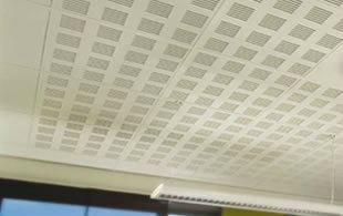 ACOUSTIC SYSTEM SUSPENDED CEILING / ACOUSTIC SYSTEM / METAL CEILING Ulu Tiram, JB, Johor Bahru, Singapore Design, Supply, Renovation | Ever Choice Renovation & Construction Sdn Bhd