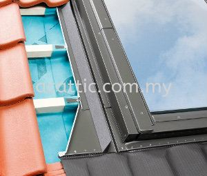 Flashing with Additional Thermal Insulation EHV-AT Thermo, EHN-AT Thermo Special Flashings Johor Bahru, JB, Malaysia. Supplies, Suppliers, Supplier   Ac Attic Construction And Trading
