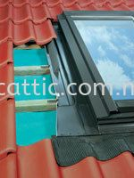Flashings ESW, EZW, EHW, ELW Flashings Roof Access Windows Johor Bahru, JB, Malaysia. Supplies, Suppliers, Supplier | Ac Attic Construction And Trading