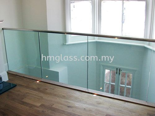Balcony Glass Railing Balcony Glass Railing Ampang, Selangor, Malaysia. Suppliers, Installation, Supplier, Supply   H M Glass Sdn Bhd