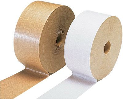 Reinforced Gummed Paper Tape Reinforced Gummed Paper Tape Kuala Lumpur (KL), Malaysia. Manufacturer, Supplies, Suppliers, Supply | N.E.T. Industrial Supplies